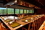 創作料理と鉄板焼き「竹彩」